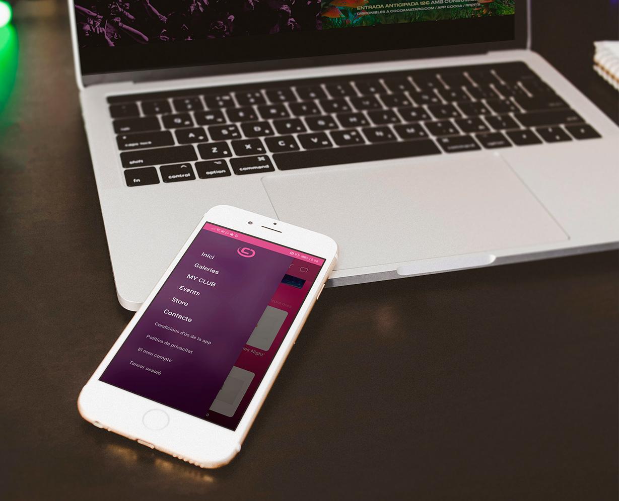 Desarrollo app y tablet control de acceso